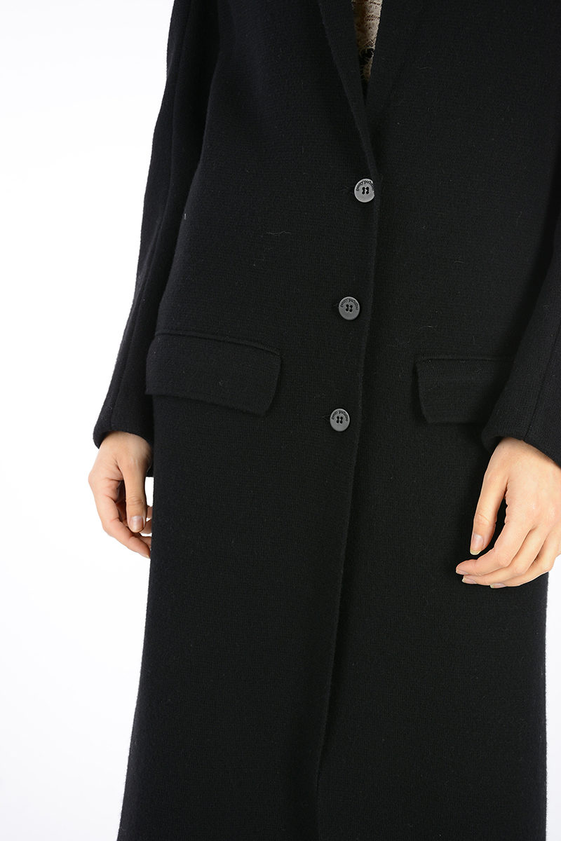 Gentryportofino Cappotto in Lana donna - Glamood Outlet ee808db36a1
