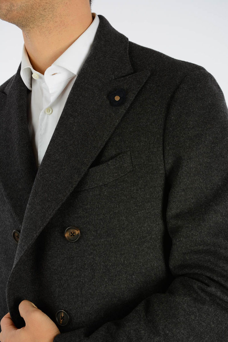 Cashmere Peacoat Cashmere And Wool And zq1zXw