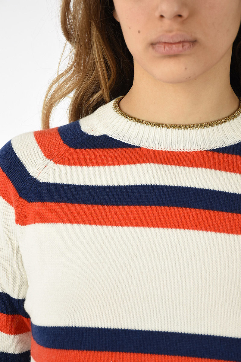 057b205230 Sonia Rykiel Cashmere Blend Striped Sweater women - Glamood Outlet