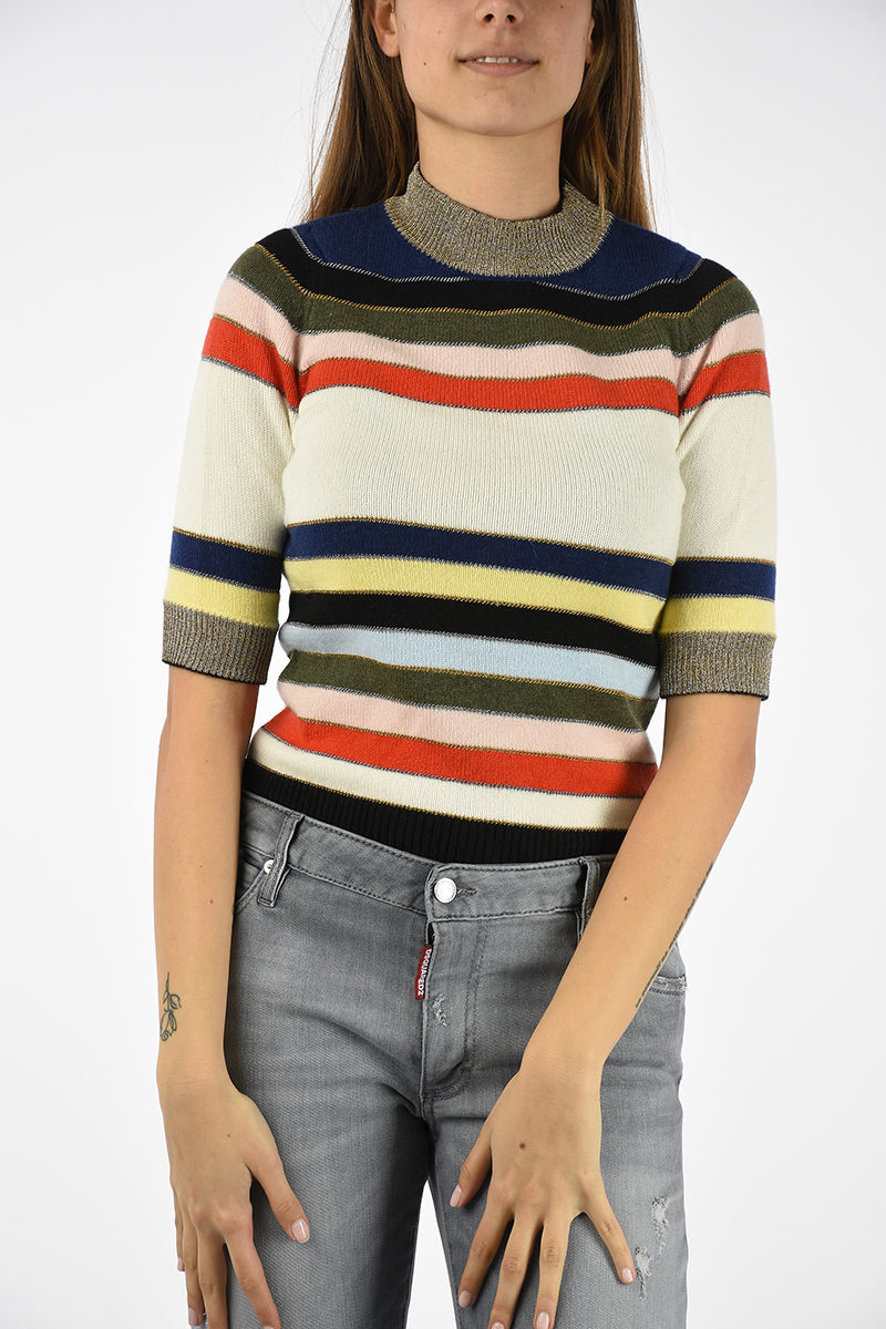 8657048340 Sonia Rykiel Cashmere Sweater women - Glamood Outlet