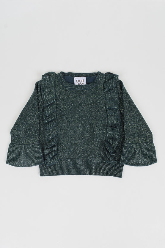 Cashmere Wool ALPHA Sweater