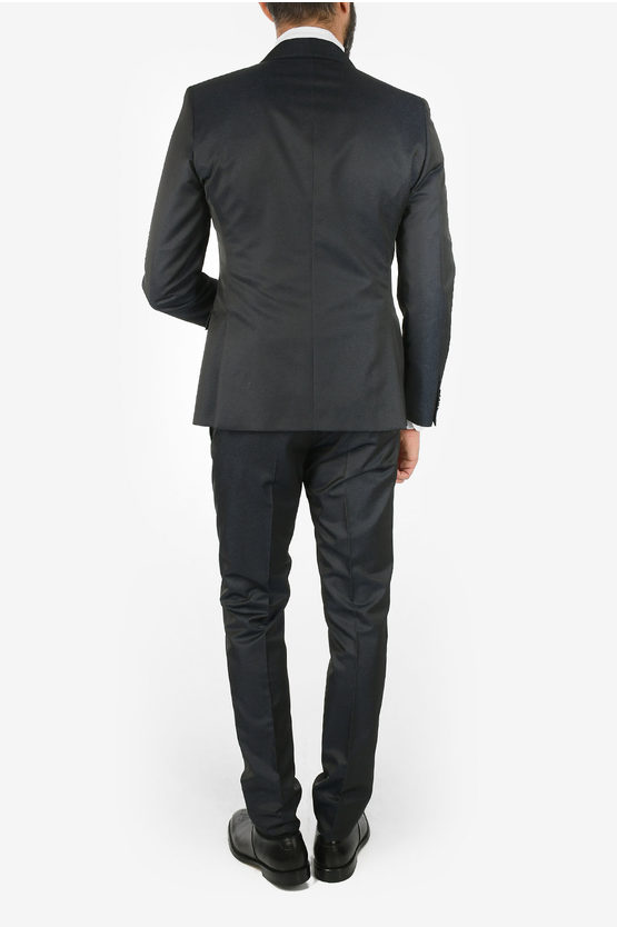 CC COLLECTION CERIMONIA-RESET drop 8R 2-button double breasted suit