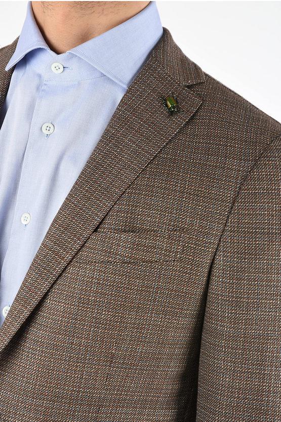 CC COLLECTION Fil a Fil REWARD 2 Button Blazer