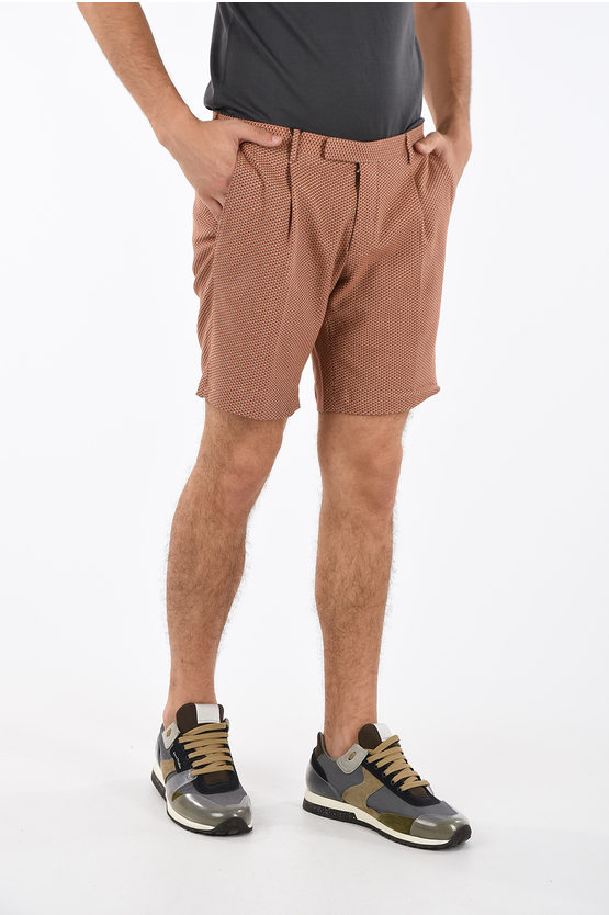 CC COLLECTION jacquard REWARD shorts