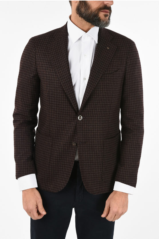 CC COLLECTION mini check REWARD drop 7R blazer