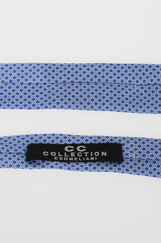 CC COLLECTION Patterned Silk Tie