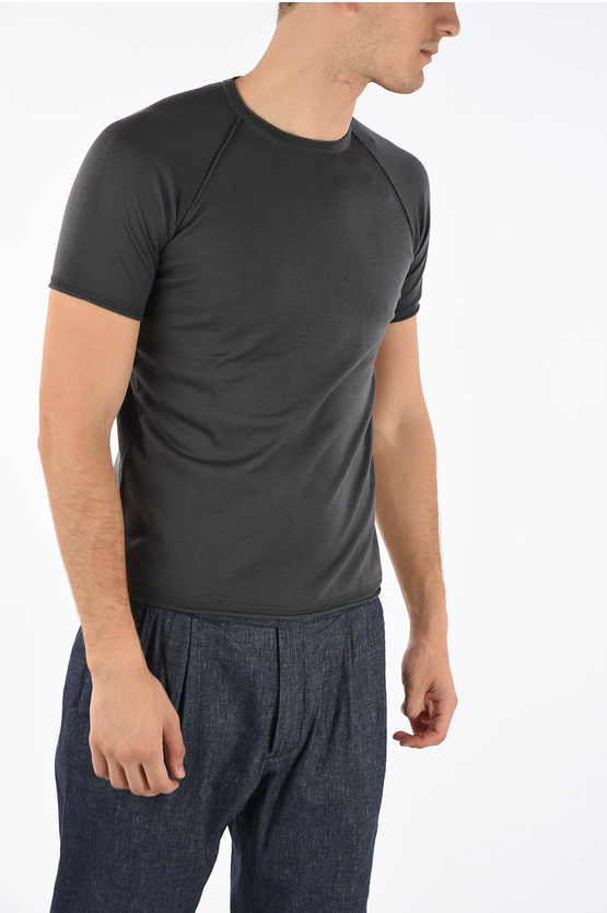 CC COLLECTION Short Sleeve Sweater
