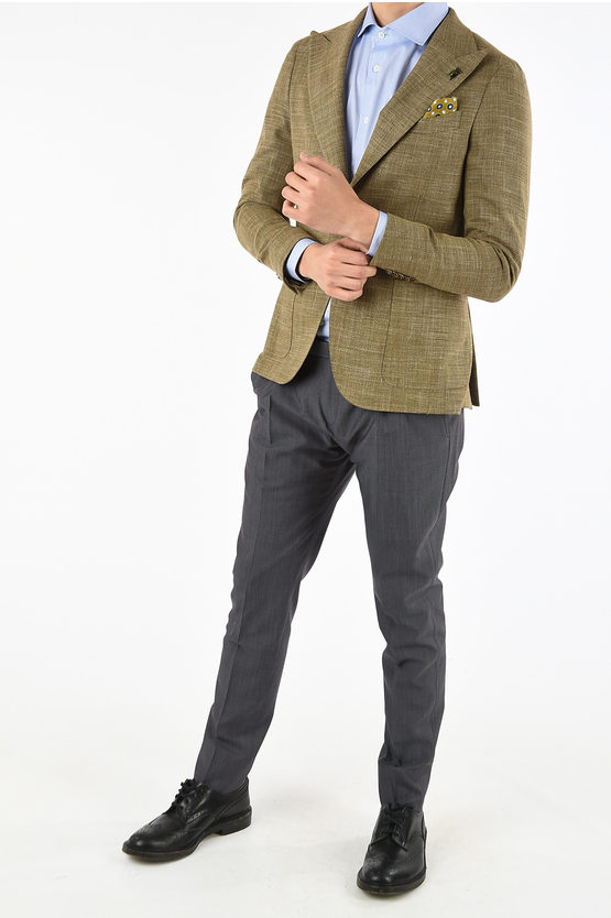 CC COLLECTION side vents 2-button REWARD blazer