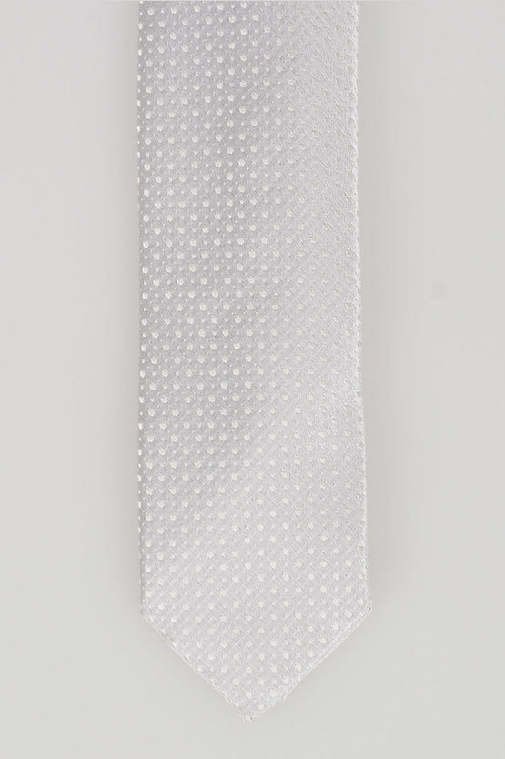 CC COLLECTION Silk Dots Tie