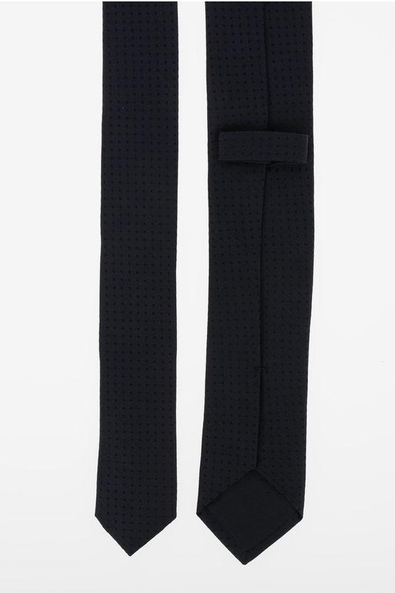 CC COLLECTION Silk Polka Dots Tie