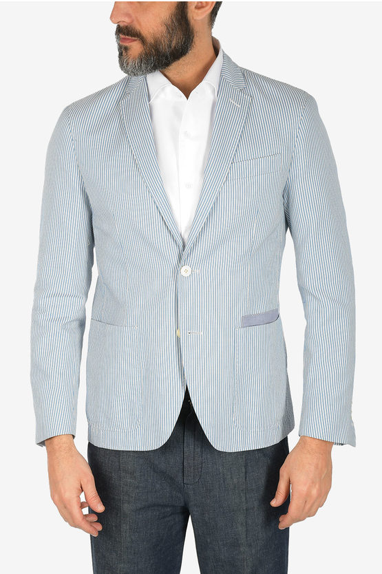 CC COLLECTION striped SPORTSWEAR Blazer