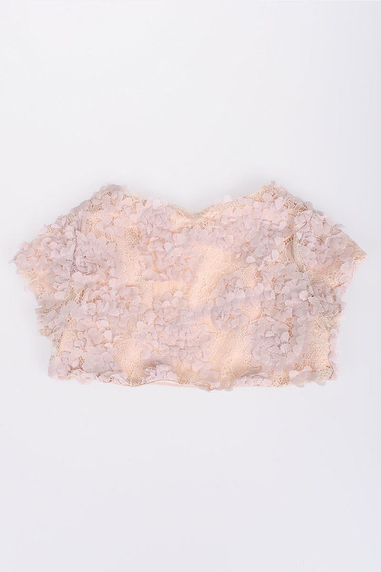 Cerimonial Lace Shrug