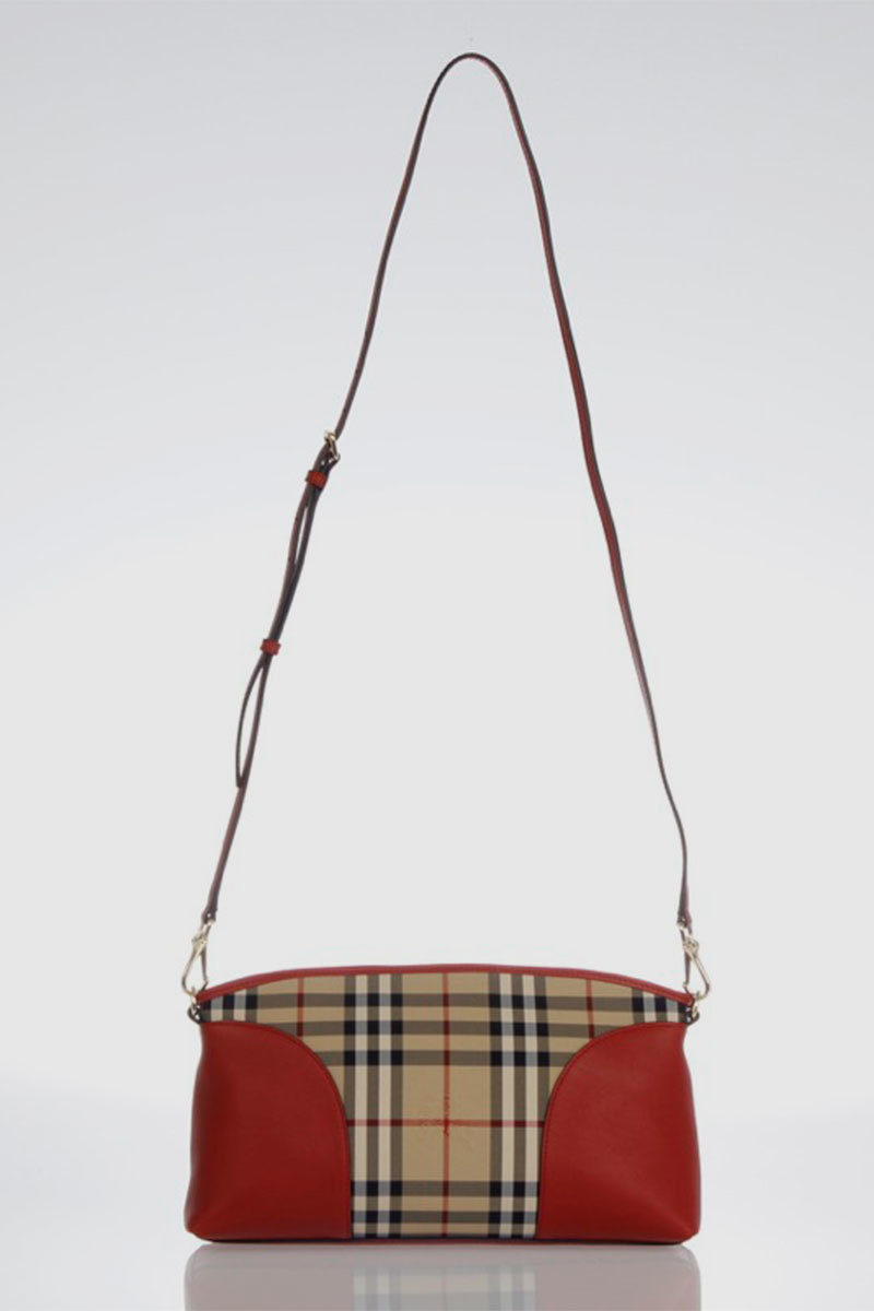 8523bc0f70ec Burberry Check Printed CHICHESTER Shoulder Bag women - Glamood Outlet