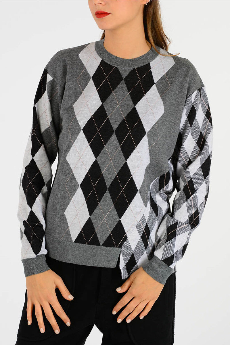 1bdf0f6384 Stella McCartney Checked Sweater women - Glamood Outlet