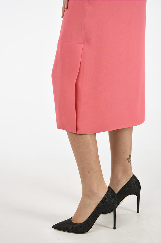 Classic Skirt with Splits