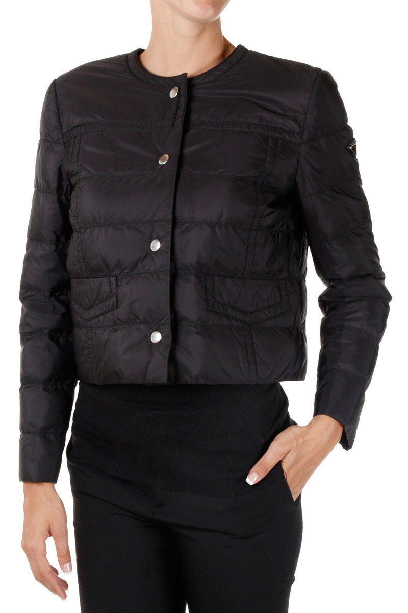 Nylon Padded Padded Down Collarless Down Collarless Down Collarless jacket Nylon Padded Nylon jacket nw0kOP