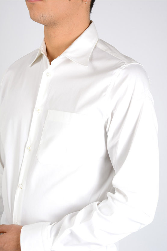 Cotton Blend Shirt