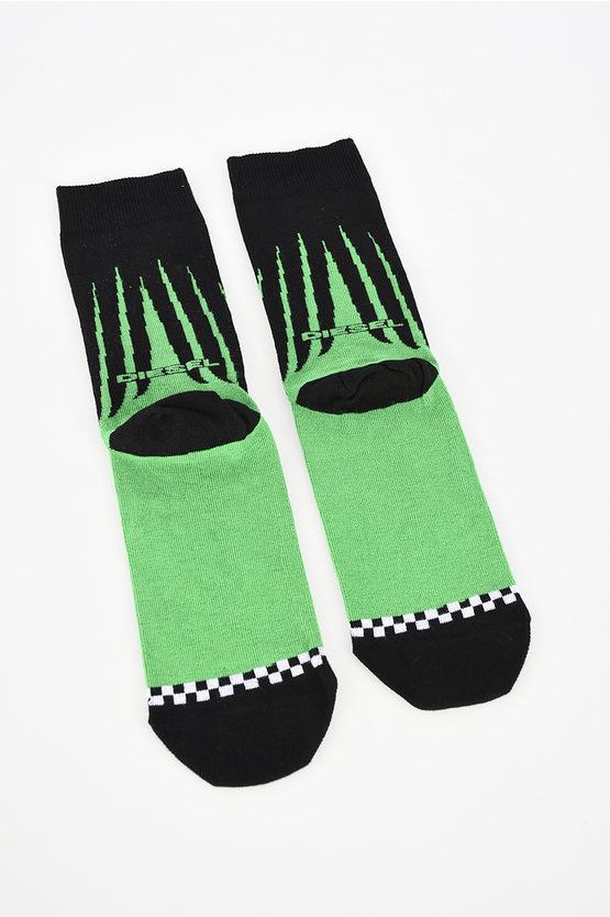Cotton Blend SKM-RAY Socks