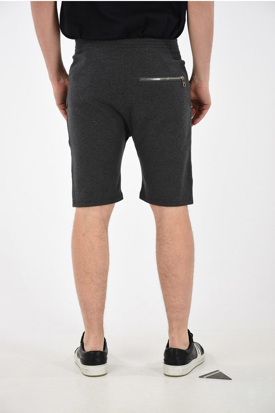 Cotton Blend SLOUCH FIT Shorts