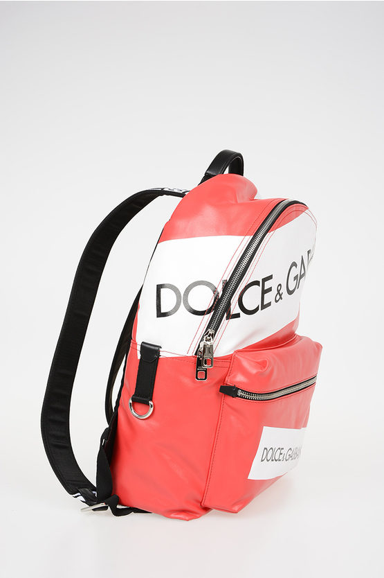 Cotton Blend VULCANO Backpack