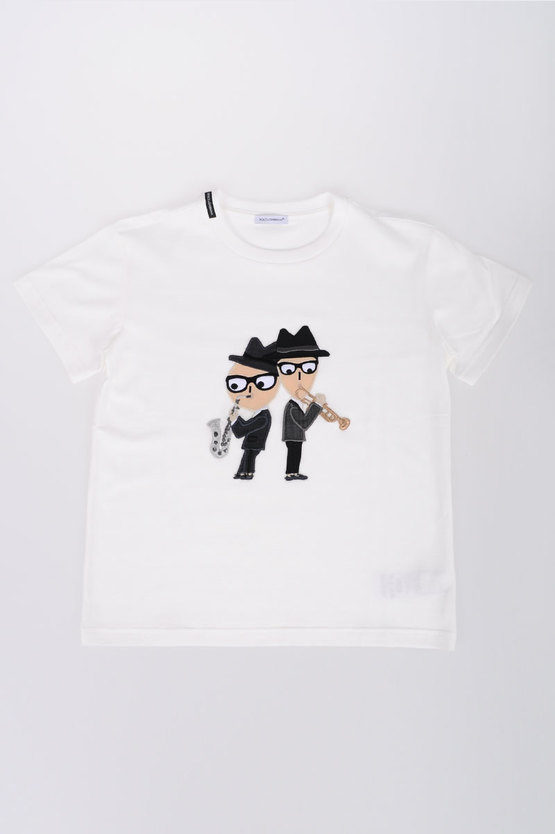 Cotton DG FAMILY MASCHIO T-Shirt