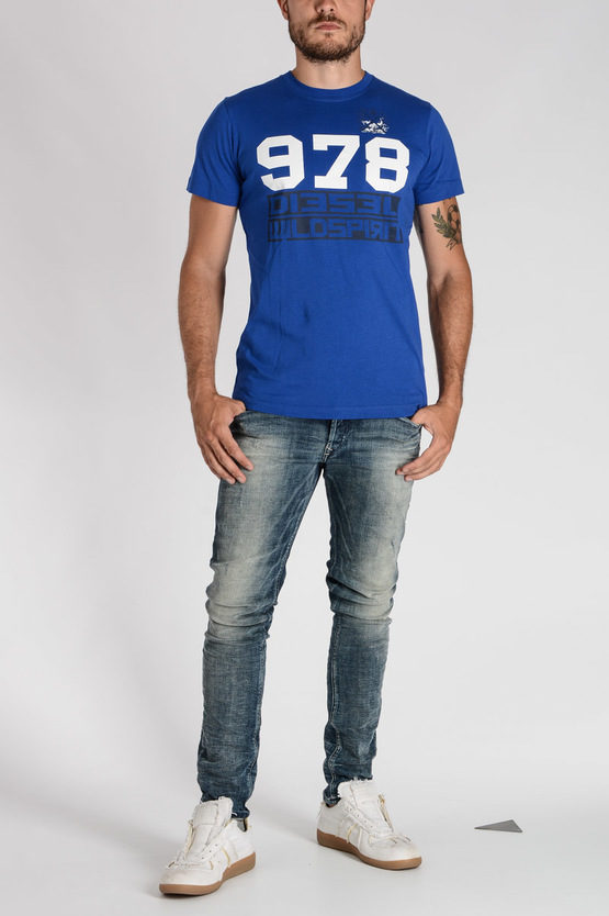 Cotton Jersey T-DIEGO-IW T-shirt