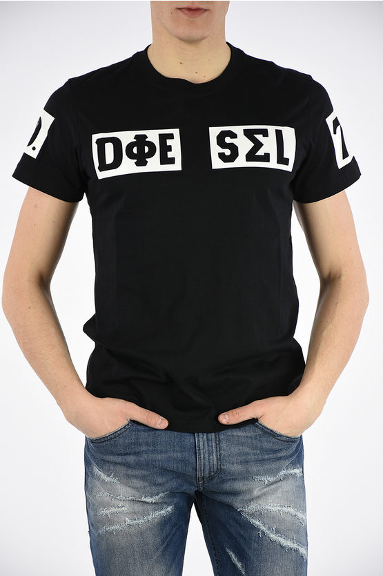 Cotton Jersey T-DIEGO-SO T-shirt