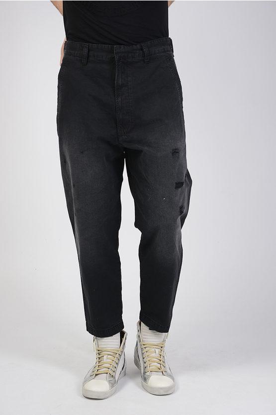 Cotton P-WEBBIN Pants
