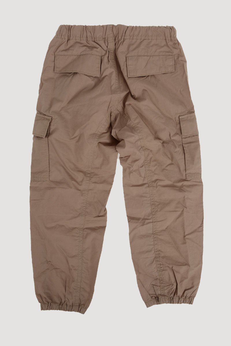 Diesel Kids Cotton Paidi Cargo Pants Boys Glamood Outlet