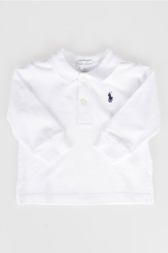 Cotton Piquè Polo