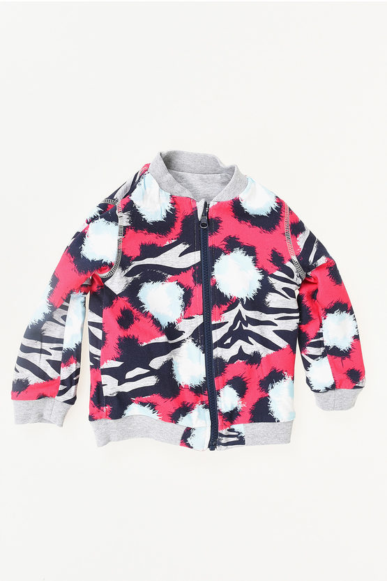 Cotton Reversible Sweatshirt