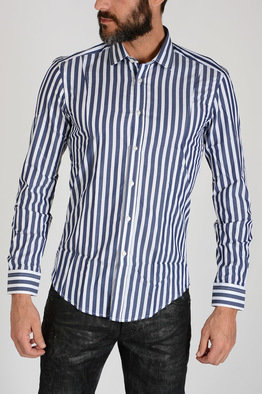Cotton Striped MILANO Shirt Spring/summer Brian Dales