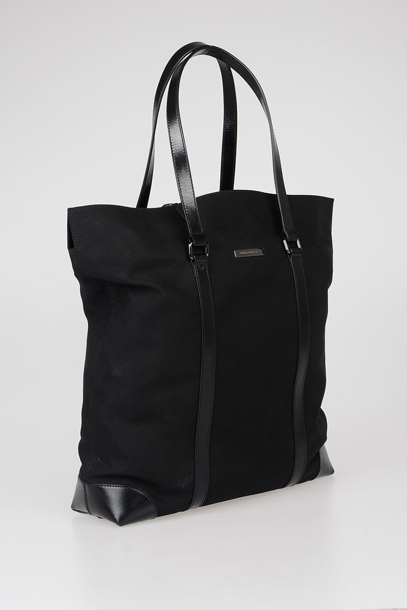 50f547057138 Burberry Cotton TRENCH CHESSON Tote Bag men - Glamood Outlet