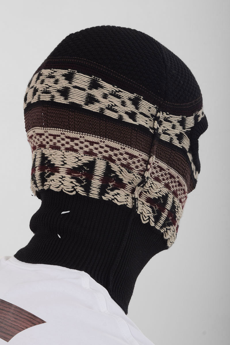 Maison Margiela Cotton Wool Hat men - Glamood Outlet ab6ff402e4dc