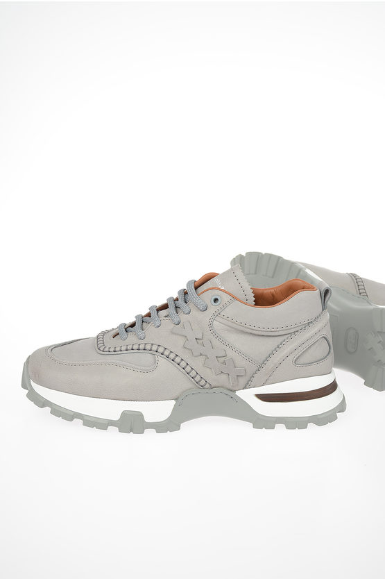 COUTURE Leather CESARE Sneakers