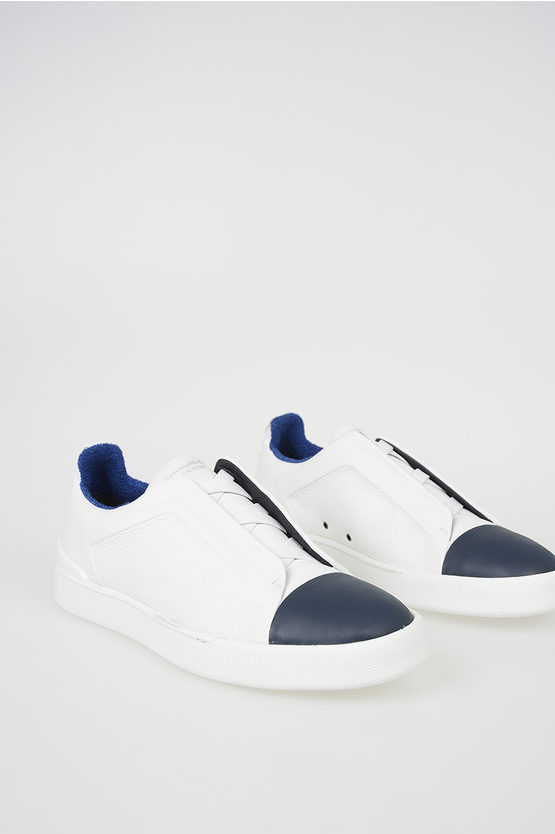 COUTURE Leather Sneakers