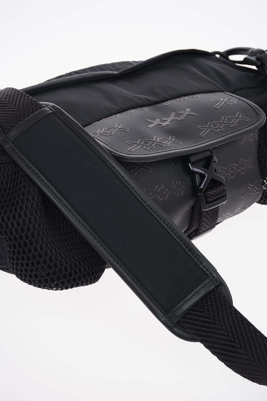 Ermenegildo Zegna Couture Utility Bum Bag With Shoulder Strap Men Glamood Outlet