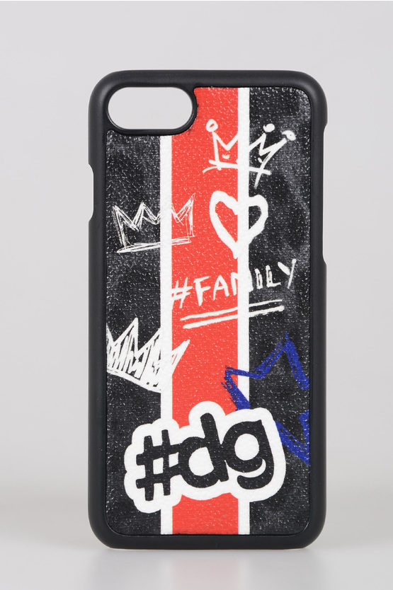 D&G FAMILY Printed iPhone 7-8 Cover