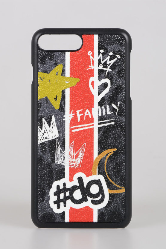 D&G FAMILY Printed iPhone 7plus-8plus Cover
