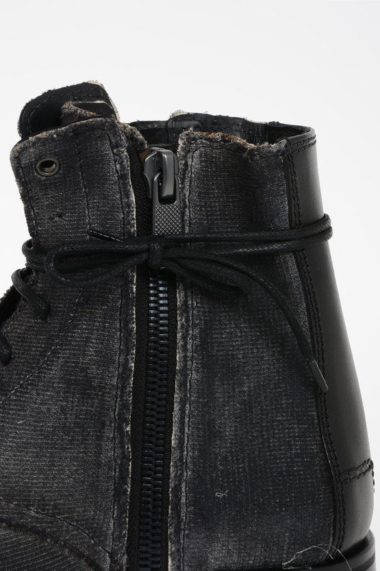 D-ZIPPHIM BOOT Ankle Boots