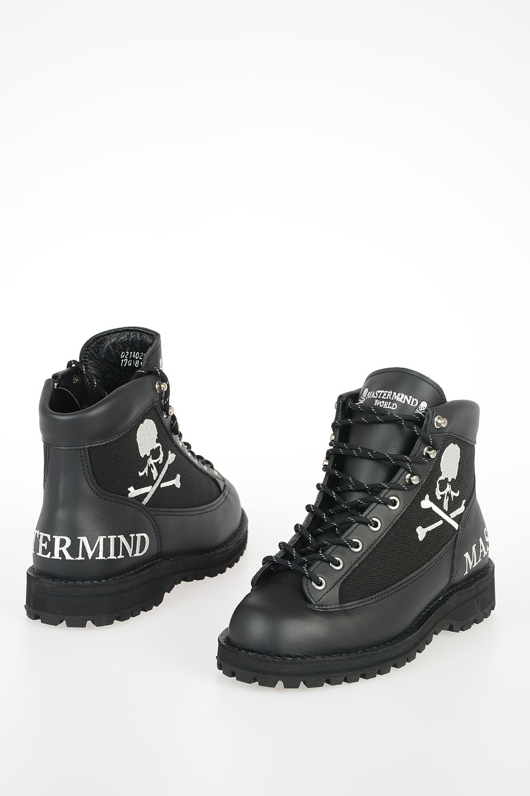 Danner Printed Ankle Boots by Mastermind