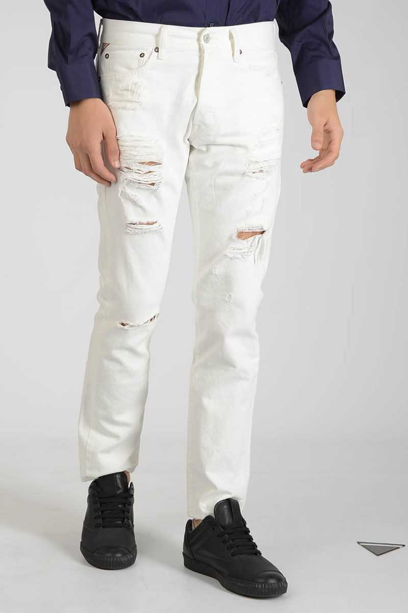Clearance Footaction Fashion Style DENIM & SUPPLY 18cm Mixed Denim Slim Jeans Spring/summer Ralph Lauren Official For Sale Clearance Shop For Buy Cheap Fashionable a7grQu4iCe