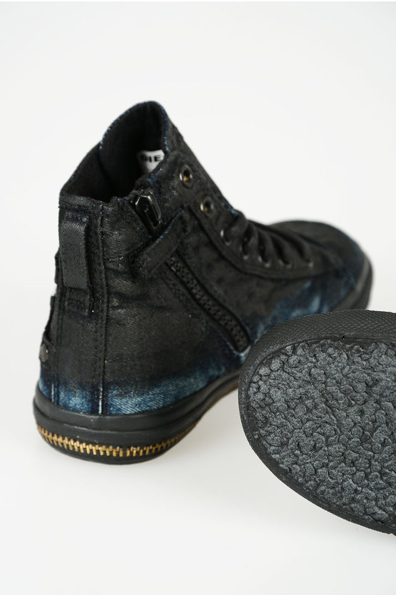 Denim MAGNETE EXPOSURE ZIP Sneakers
