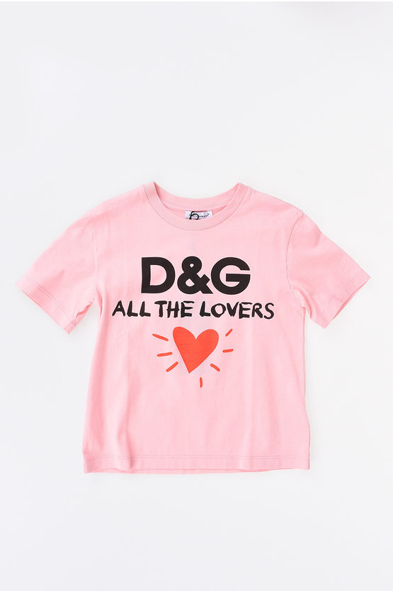 DG printed T-shirt