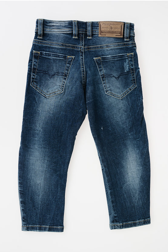 Distressed NARROT-R-J-N Jeans