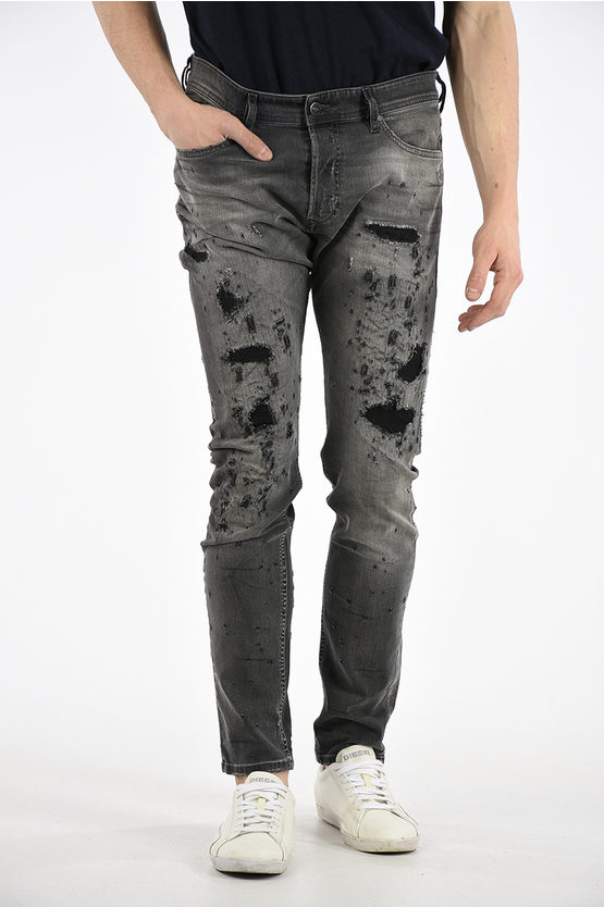DNA 17cm Slim Carrot TEPPHAR L.32 Jeans