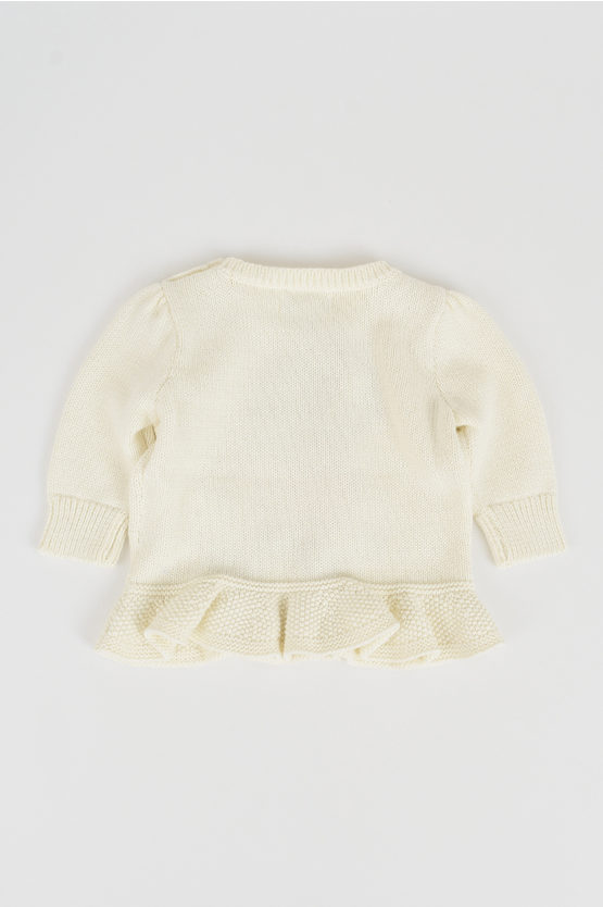 Dog Embroidery Sweater