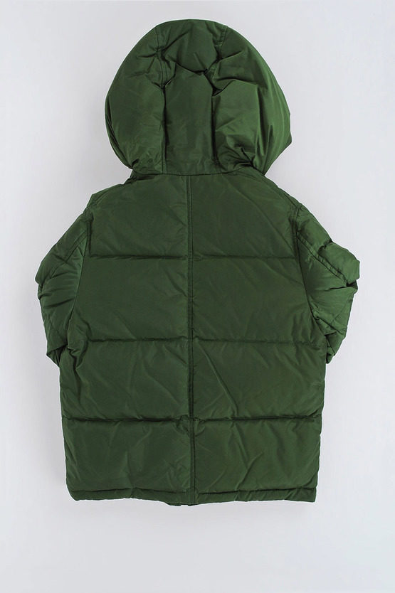 Down padded Nylon Jacket