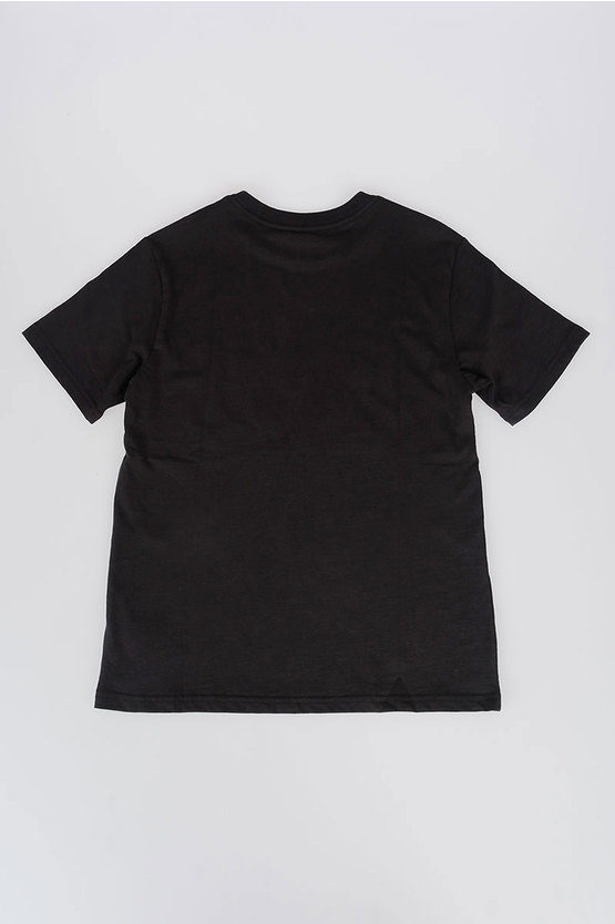 Embroidered and Printed T-shirt