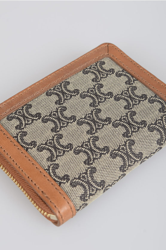 Embroidered Cards Purse